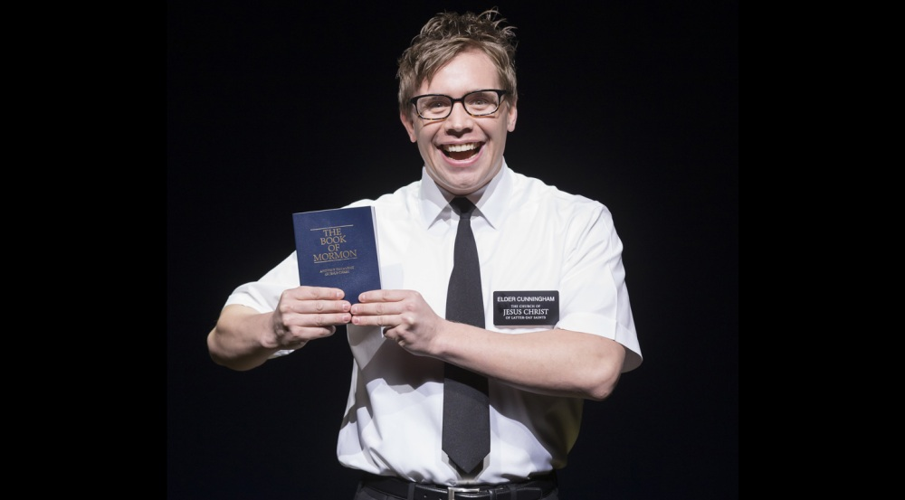 book of mormon elder